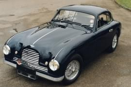 Aston Martin DB2 din față