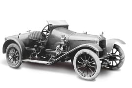 Aston Martin prototip Scuttle 1914 Coal