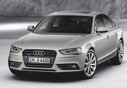 Audi A4 argintiu