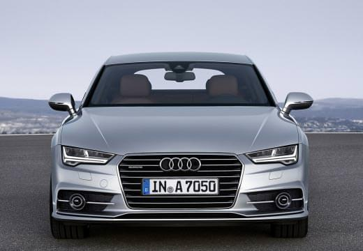 Audi A7 – blocul de lumini