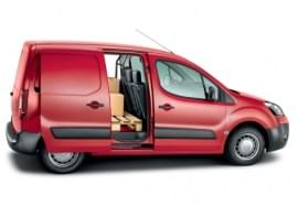 Citroën Berlingo privit din lateral