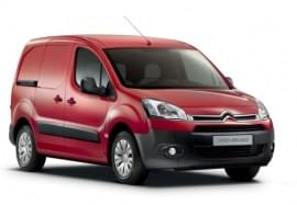 Citroën Berlingo privit din faţă