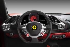 Volanul Ferrari 488