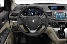 Honda CR-V din interior