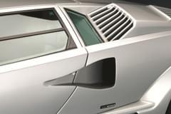 Lamborghini Countach detalii ventilatie