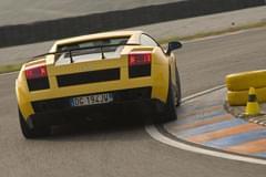 Lamborghini Gallardo Superleggere din spate