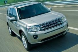 Land Rover Freelander din față