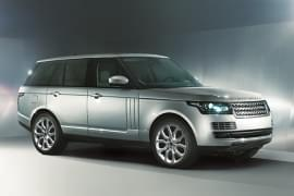 Range Rover vedere din lateral