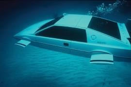 Lotus Esprit Series One în filmul James-Bond
