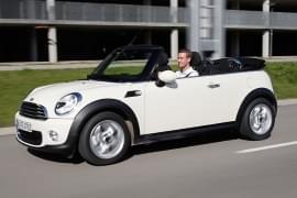 Mini Cabrio din lateral