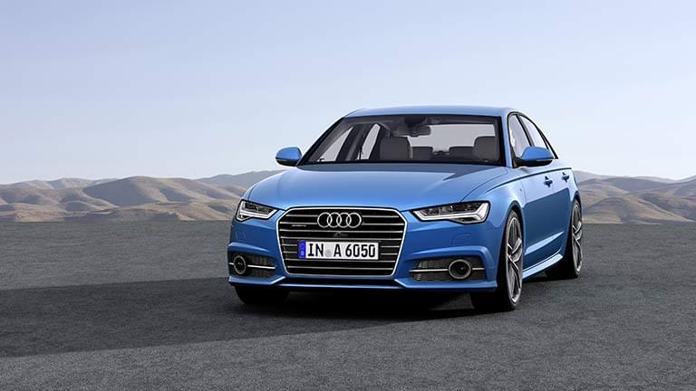 Audi A6 vedere din fata