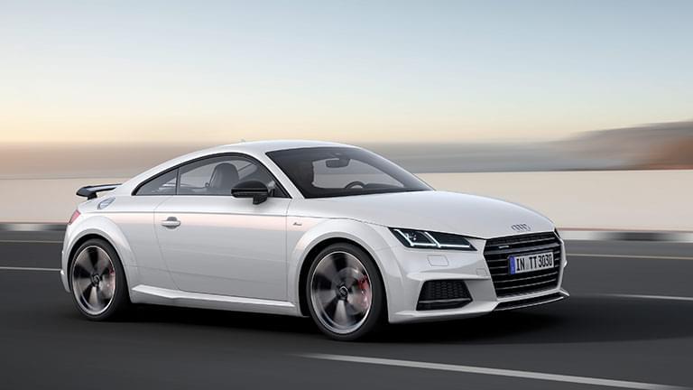 Audi TT vedere din lateral