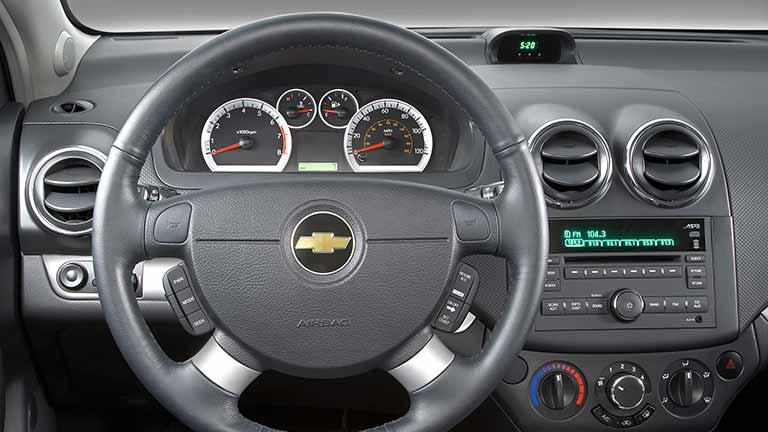 Chevrolet Aveo Autovehicule Second Hand Cumprai Pe Autoscout24