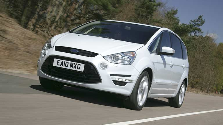 vedere din exterior Ford S-Max