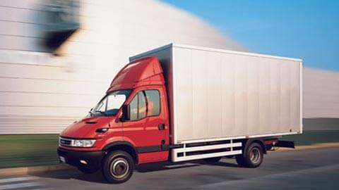 Iveco Daily vedere din lateral