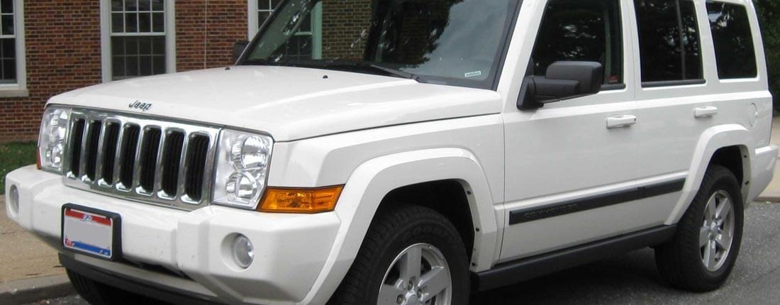 jeep commander autovehicule second hand cumpărați pe autoscout24