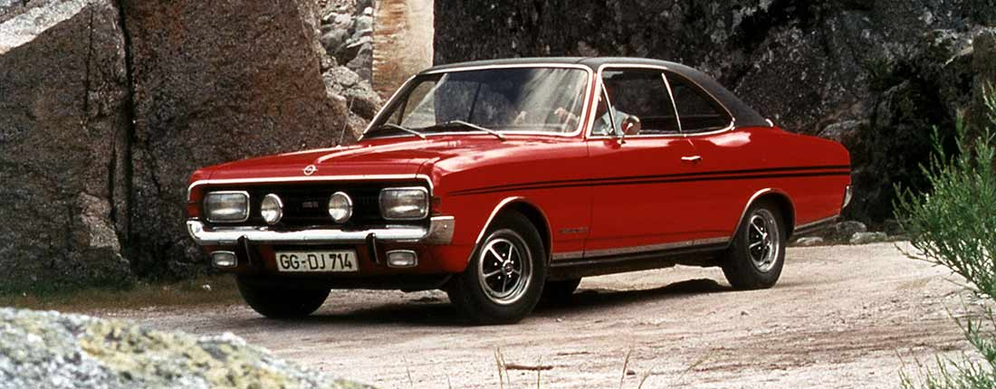 Opel Commodore