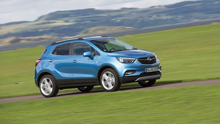 Opel Mokka lateral
