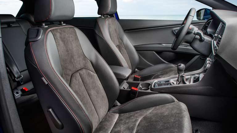 Vedere in interior Seat Leon