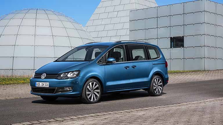 Volkswagen Sharan autovehicule second-hand cumpărați pe