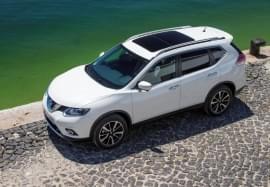 Nissan X-Trail de sus