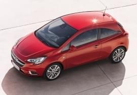 Opel Corsa de sus