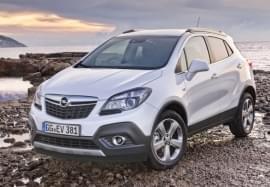 Opel Mokka din față