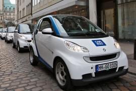 Smarts de la Car2go