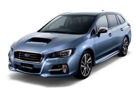 Subaru Levorg vedere din față